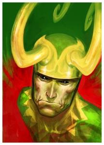 Nosso amigo de fé irmão camarada Loki